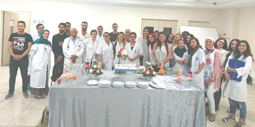 Le CCC Journal Club du Casablanca Cancer Center fête ses 2 ans !