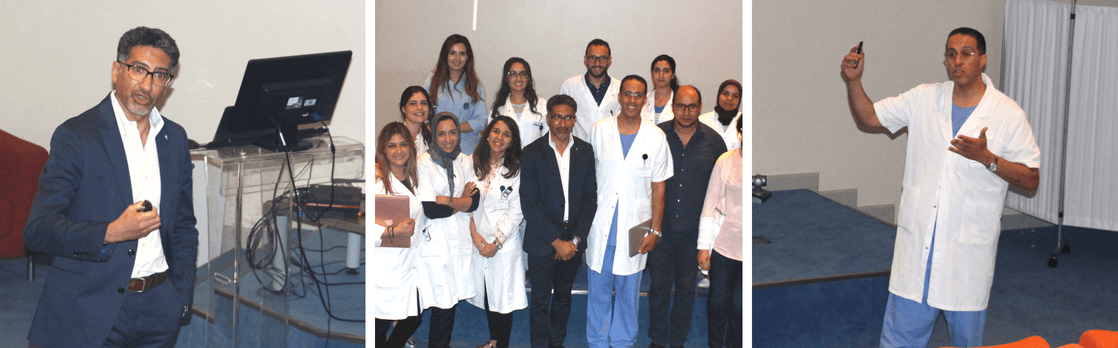 WORKSHOP EN RADIOLOGIE INTERVENTIONNELLE : EXTRACTION DE CORPS ÉTRANGERS INTRAVASCULAIRES